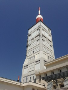 Summit of Mont Ventoux