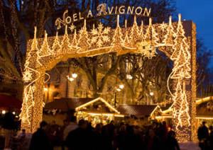 Avignon Marche Noel