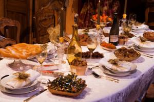 Lavish Xmas Feasts